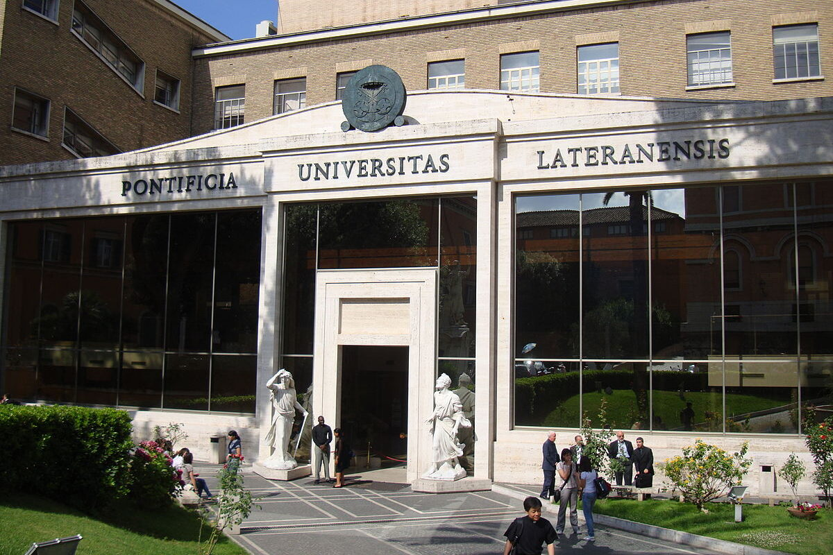 Pontificia Università Lateranense - Fabio Gallo